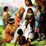 YESUS SEBAGAI SUMBER CINTA KASIH DAN JURUSELAMAT
