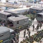 Presiden RI Ir. Joko Widodo Mengandalkan Kekuatan Militer